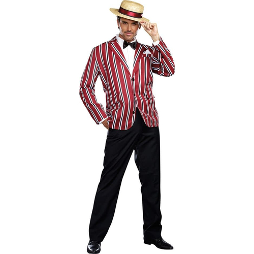 Good Time Charlie Adult Costume