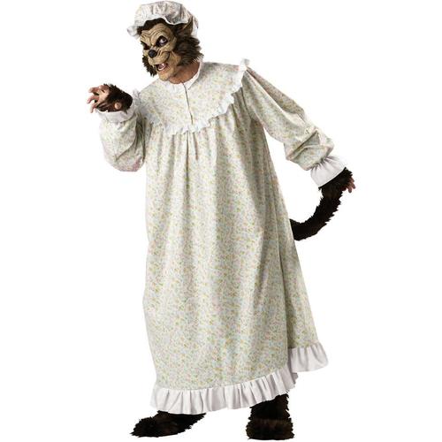Granma Wolf Adult Costume