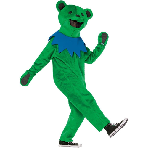 Green Grateful Dead Adult Costume