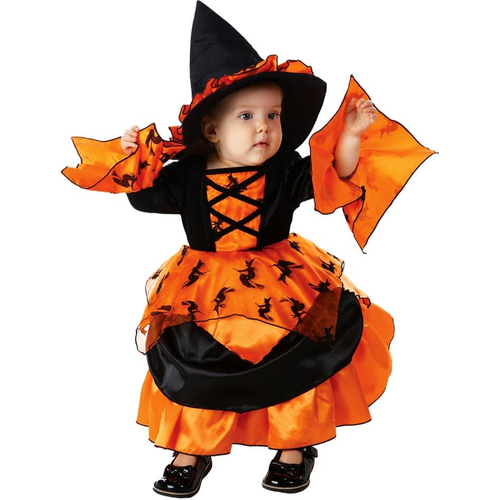 Halloween Witch Infant Costume