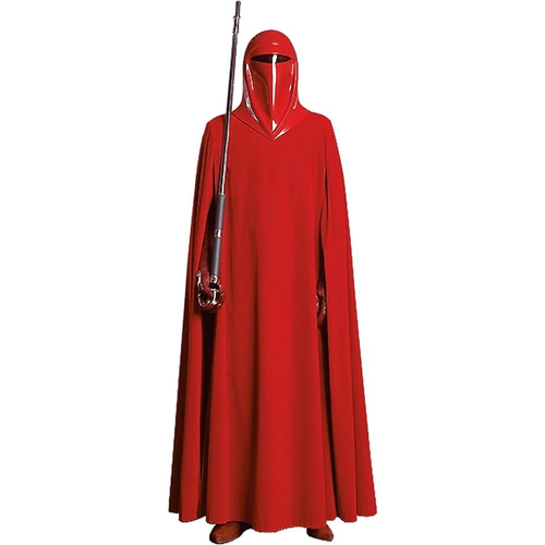 Imperial Guard Emperoe Palpatine Adult Costume