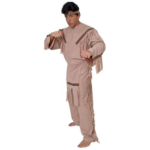 Indian Man Adult Costume