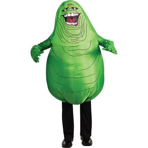 Inflatable Slimer Adult Costume