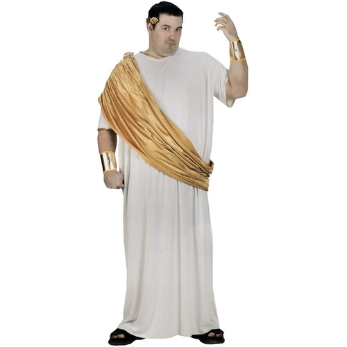 Julius Caesar Adult Plus Costume