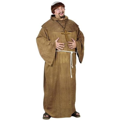 Medievel Monk Adult Costume
