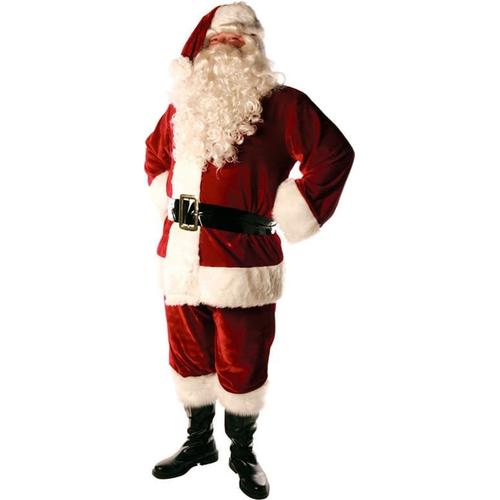 Mr Claus Adult Costume