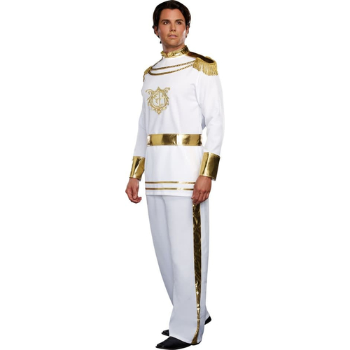 Noble Prince Adult Costume
