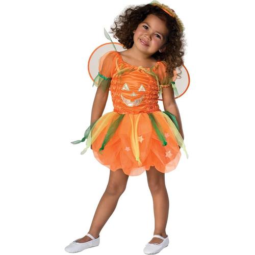 Pumpkin Fairy Infant Costume