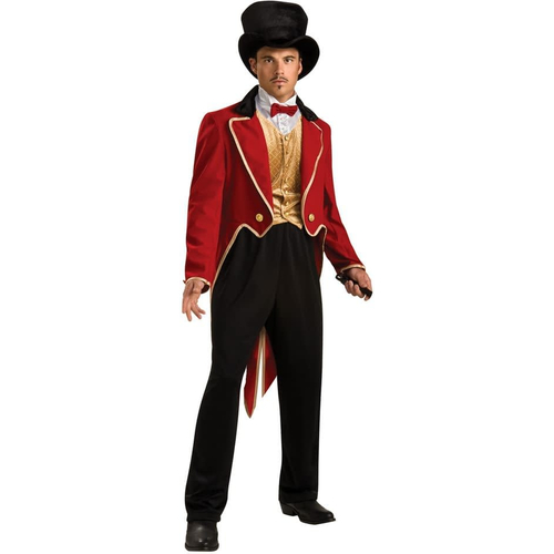 Ring Master Costume Adult