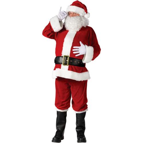 Santa Claus Costume For Men