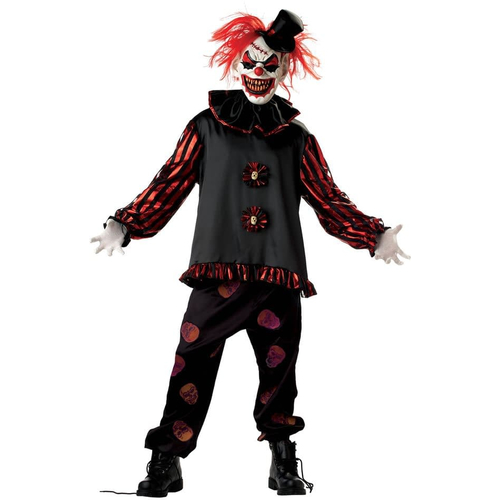 Scary Clown Adult Costume