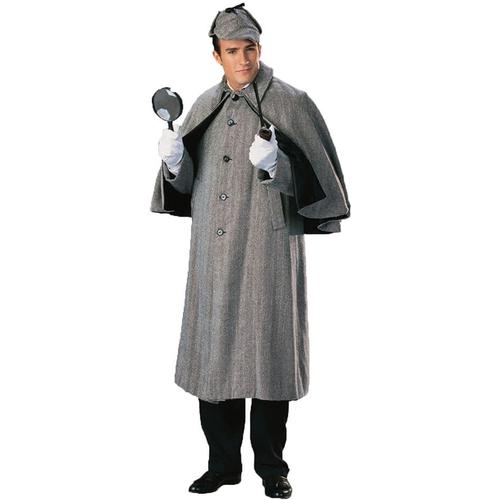 Sherlock Holmes Adult Costume