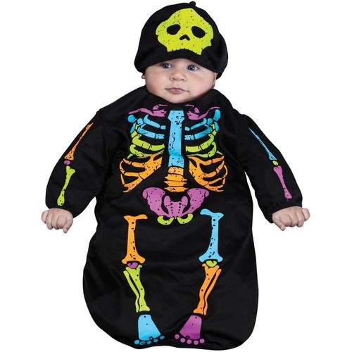 Skeleton Infants Costume