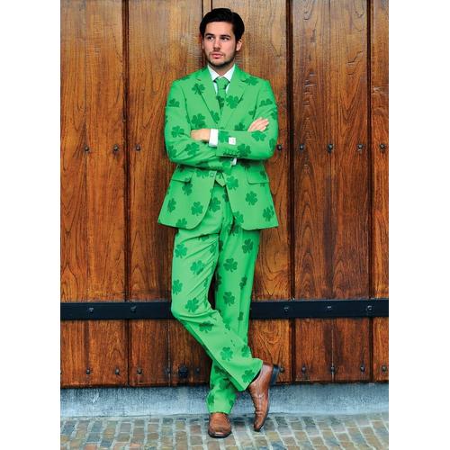 St Patrick Suit Adult