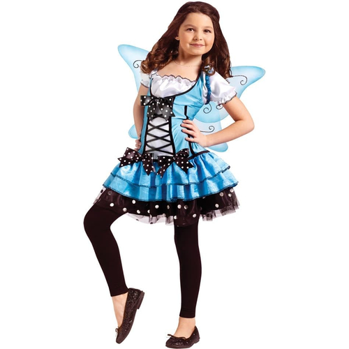 Turquoise Fairy Toddler Costume