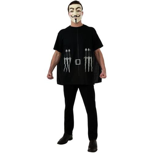 V For Vendetta Set