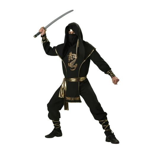 Warrior Ninja Adult Costume