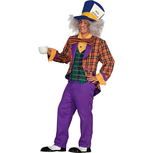 Wonderful Mad Hatter Adult Costume