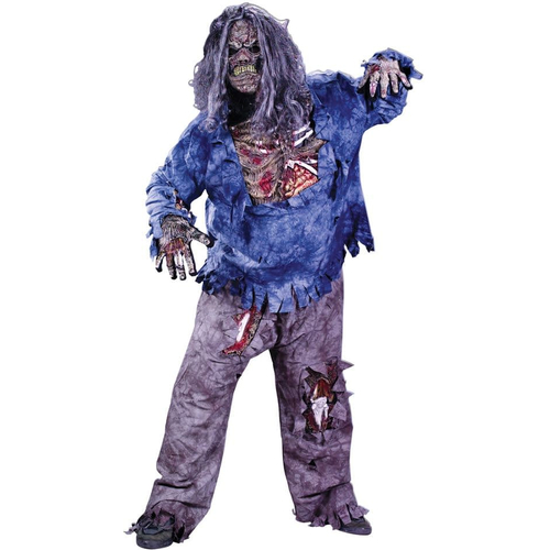 Zombie Monster Adult Costume