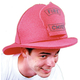 Fire Chief Hat Foam For Adults