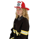 Hat Fire Chief Red For Adults