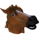 Horse Latex Mask For Adults