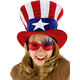 Usa Uncle Sam Hat For All