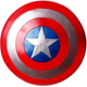 Captain America Shield 12 In