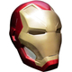 Iron Man 2 Piece Mask For Children
