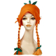 Pumpkin Hat Orange