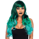 Jewel Ombre Wavy Wig Adult