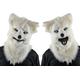 Wolf Animated Mask