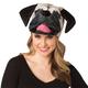 Headpiece Pug Adult