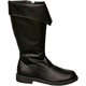 Boot Pirate Black Men Lg