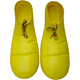 Clown Shoe Plastic Yellow