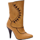 Shoes Ruth Victorian Tan Sz 10