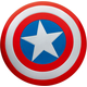 Capt America Shield 24 In Diam