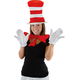 Cat In Hat Accessory Kit Adult