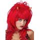 Demonica Devil Red Wig For Halloween