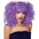 Fairy Wig Lavender Pixie