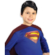 Superman Vinyl Wig For Children