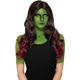 Wig For Gamora Costume