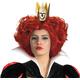 Alice In Wonderland Wig For Red Queen Costume