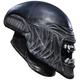 Alien Vinyl Mask For Children