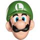 Luigi Mask For Adults