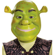 Mask For Shrek Costume