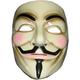 V For Vendetta Mask For Adults