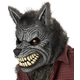 Werewolf Mask Ani-Motion For Halloween