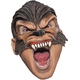 Wolfman Chinless Adult Mask For Halloween