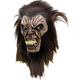 Wolfman Latex Mask For Halloween